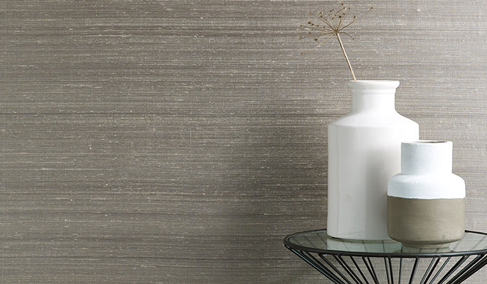Silk Wallcovering