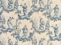 Chinese Toile Fabric