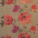Louisiane Coral Rose Beige Fabric