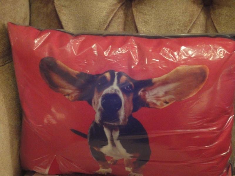 Basset Ears Cushion