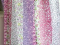 Forget Me Not Crocus Fabric