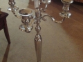 Aluminium Candelabra 3 sizes