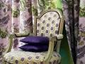 Curtains Sara, Chair Tiana