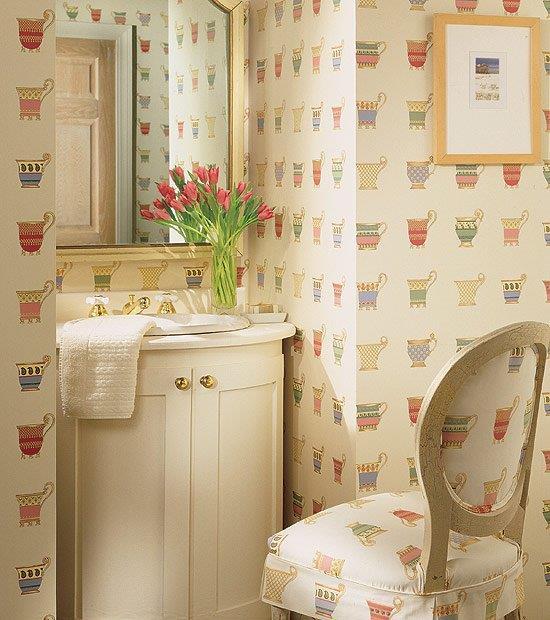 Cartier Wallpaper & Fabric